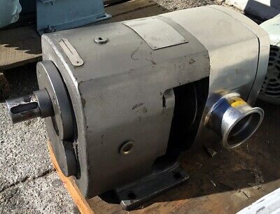 Lb Stainless Steel Gear Rotary Lobe Pump Rotor