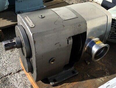 Lb Stainless Steel Gear Rotary Lobe Pump Rotor
