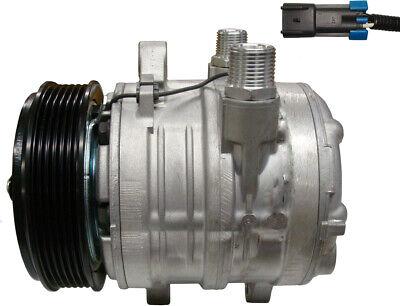 6681716 Compressor Seltec Tama Tm-08 Style For Bobcat 430 Skid Steer Loader