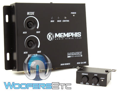 MEMPHIS MEMBX DIGITAL MEGA MORE BASS EXPANDER EPICENTER PROCESSOR AMPLIFIER NEW for sale  Shipping to Canada