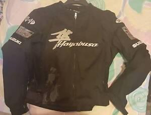 Suzuki Hayabusa Motorcycle Jacket (Small) Parramatta Parramatta Area Preview