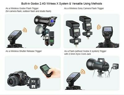 Godox TT350S 2.4G TTL Camera Flash +Xpro-S Trigger for