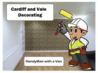 Cardiff Decorating (Wallpapering, house fittings and fixtures, marble style walls, abroad designs)