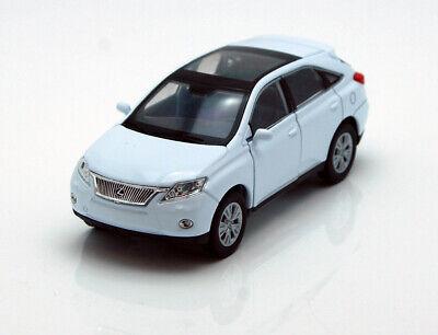 Generation 2009-2015 ca 1//43 1//36-1//46 Welly Modell Au.. Lexus RX450H SUV Rot 3