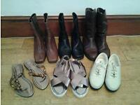Women's shoes for sale.