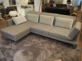 Bruhl L Shaped Corner Sofa