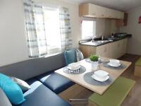 Static Caravan BRAND NEW - ONLY £12,995! 35 x 10 ft / 2 bedrooms, DG & Elec Heating
