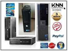 KNN Computers - HP , Dell , Lenovo  Core i7,i5 Ex-leased Used IT West Hoxton Liverpool Area Preview