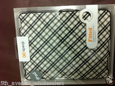 I Pad 1 Speck Fitted Fabric Wrapped Case Cover $44.99