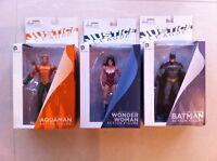 Justice League New 52, Wonder Woman, Batman, Aquaman