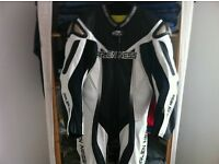 arlen ness magnesium race leathers eu 56 uk 46 can post for around £20
