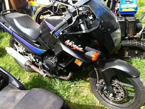 KAWASAKI 1988-2007 NINJA 250 PARTING OUT