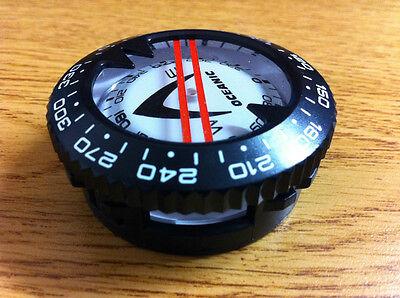 Oceanic Compass Navcon Gauge Console Scuba Dive Replacement