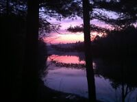 Prospect Lake Cottage rental - Bracebridge