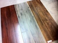 HARDWOOD FLOORING ENGINEERED LAMINATE VINYL SHEET CLICK