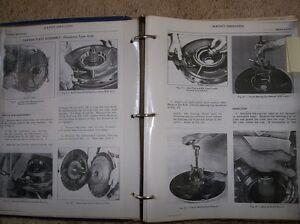 356 MASSEY TRACTOR SHOVEL PARTS BOOKS & TECHNICAL BOOKS, 4 TOTAL Belleville Belleville Area image 7