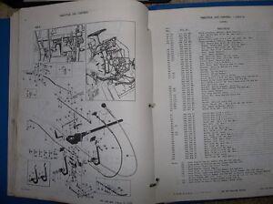 356 MASSEY TRACTOR SHOVEL PARTS BOOKS & TECHNICAL BOOKS, 4 TOTAL Belleville Belleville Area image 6