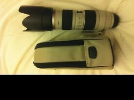 Canon 70-200 f2.8 L IS USM MK1