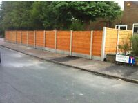 FENCING SUPPLIED & FITTED, WE ONLY USE TOP QUALITY PANELS & WON'T BE BEATEN ON PRICE!