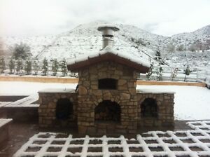 Outdoor Pizza Ovens & Pizza Oven Kits, Brick, Clay, Wood Fired Mississauga / Peel Region Toronto (GTA) image 3