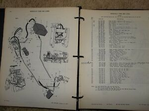 356 MASSEY TRACTOR SHOVEL PARTS BOOKS & TECHNICAL BOOKS, 4 TOTAL Belleville Belleville Area image 5