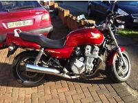Honda CB750 F2 - 1992 - Very Low Mileage - project - getting very rare - SORN'd (CB Seven Fifty)