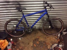 Specialized rockhopper mountain bike (decent)