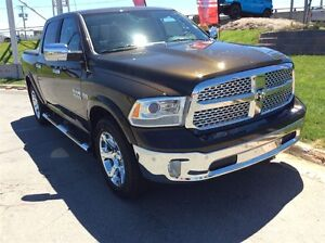 2014 Ram 1500 LARAMIE/LEATHER/AIR RIDE/LOADED