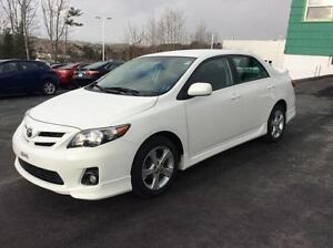 2012 Toyota Corolla SPORT AUTOMATIC WITH FULL POWER GROUP - FRES