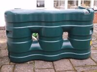 STORAGE TANK , 1250 LITRES / 275 GALLONS