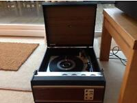 Vintage HMV Record Player