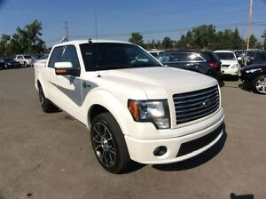 2012 Ford F-150 LARIAT / HARLEY / 6.2 / ALL OPTIONS