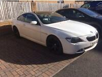 BMW 645 . the head turner . Px or swap