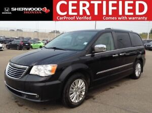 2014 Chrysler Town & Country Limited|REMOTE START|HEATED LEATHER