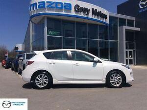 2012 Mazda MAZDA3 GS-SKY, 6-Speed, Heated Seats, Bluetooth, One