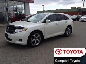 2013 Toyota Venza V6--HEATED LEATHER--PANORAMIC ROOF