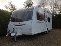 2015 Bailey Valencia, inc mover and awning, lowest price in uk,open to offers