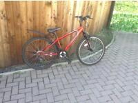 Lady's Apollo mountain bike