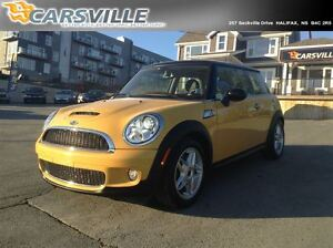 2008 MINI Cooper Hardtop S, Low Low KMS!!