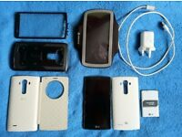 LG G4 and accessories for SPARE PARTS