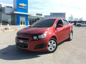 2014 Chevrolet Sonic LS | 1.8L MANUAL | BLUETOOTH | ONSTAR |