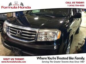 2014 Honda Pilot EX-L | LEATHER | ALL WHEEL DRIVE