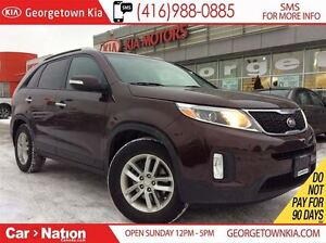 2015 Kia Sorento LX | BLUETOOTH | HEATED SEATS | ONE OWNER ARRIV