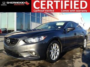 2014 Mazda MAZDA6 GS | HEATED LEATHER | NAVI | BLUETOOTH | FOG |