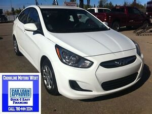 2013 Hyundai Accent GL | Heated Seats | Fuel Efficient |