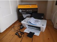 HP Deskjet 2540 ALL-IN-ONE PRINTER - WI-FI and USB - PERFECT CONDITION