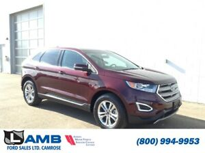 2017 Ford Edge SEL AWD with Intelligent Access, Remote Start and
