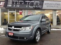 2010 Dodge Journey R/T ** 7 Pass, Leather, All Wheel Drive **