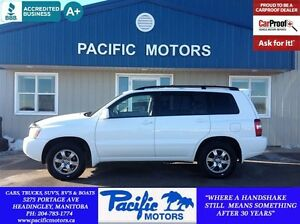 2007 Toyota Highlander V6-PRICE REDUCED