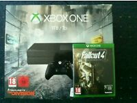 Xbox one 1TB boxed plus 2games